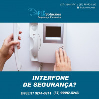 Interfone residencial