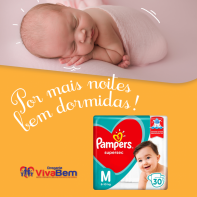 Fraudas Pampers